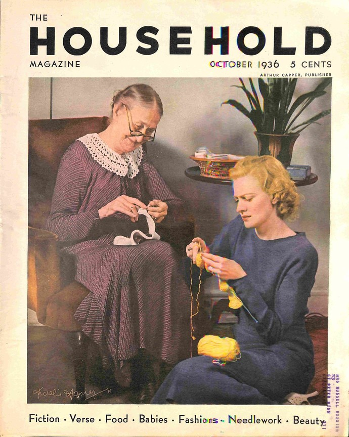Household , October 1936