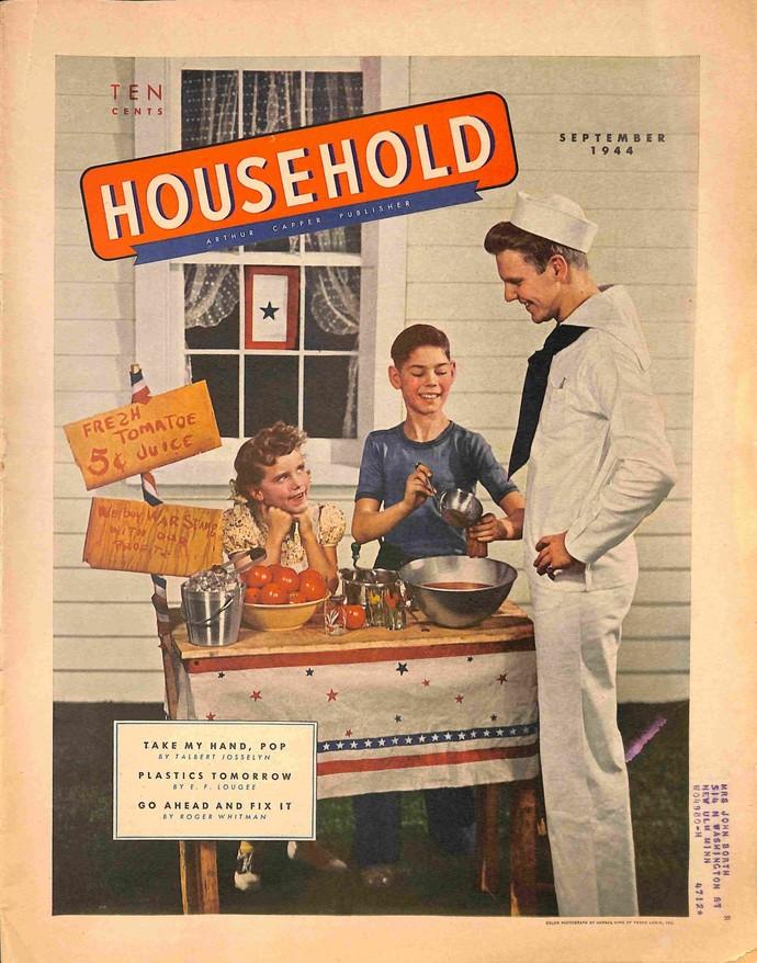 Household , September 1944