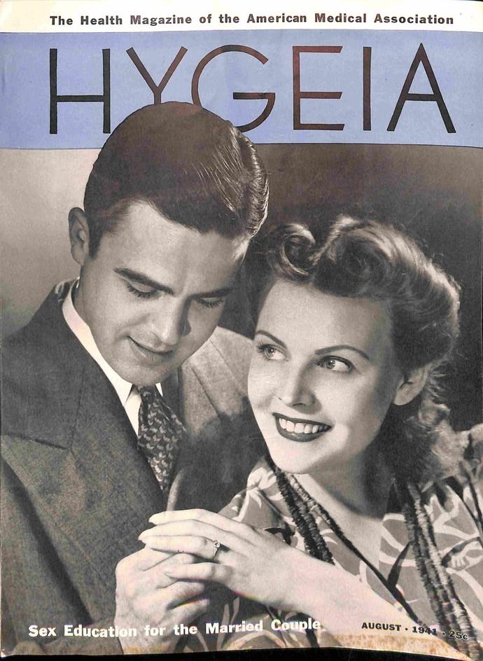 Hygeia, August 1941