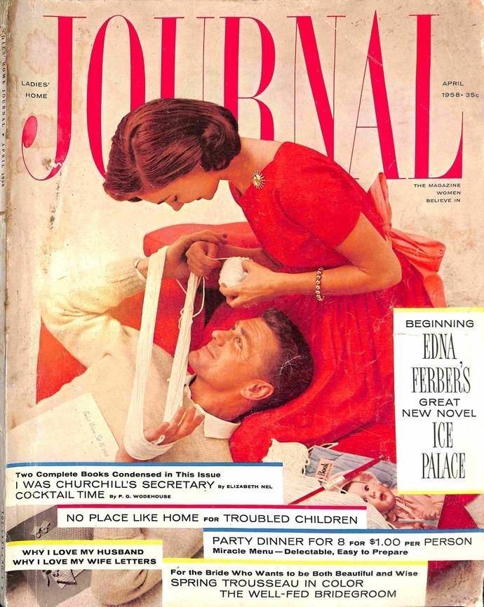 Ladies' Home Journal, April 1958