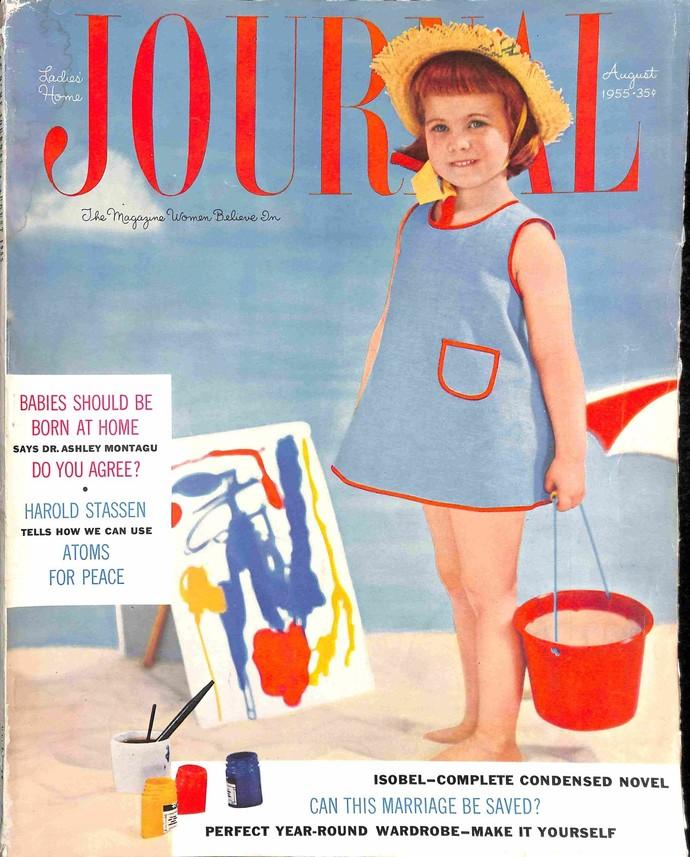 Ladies' Home Journal, August 1955