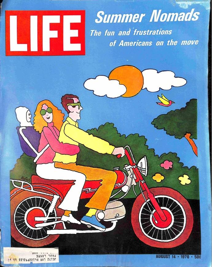 Life Magazine, August 14 1970
