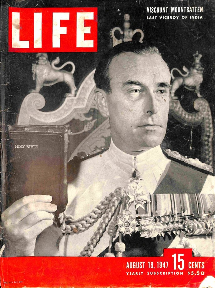 Life Magazine, August 18 1947