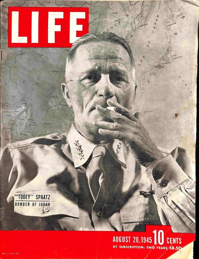 Life Magazine, August 20 1945