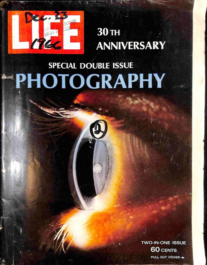 Life Magazine, December 23 1966