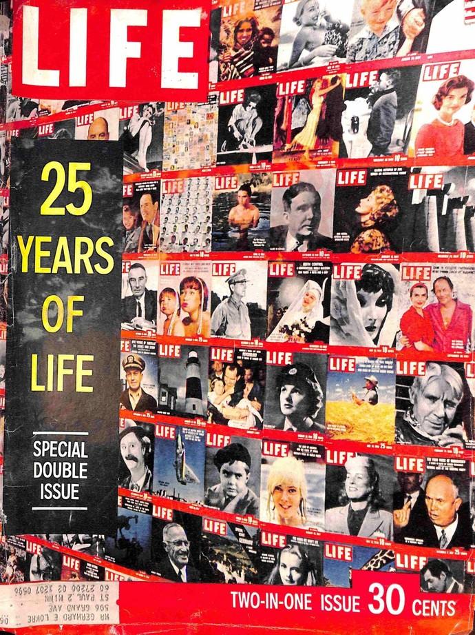 Life Magazine, December 26 1960