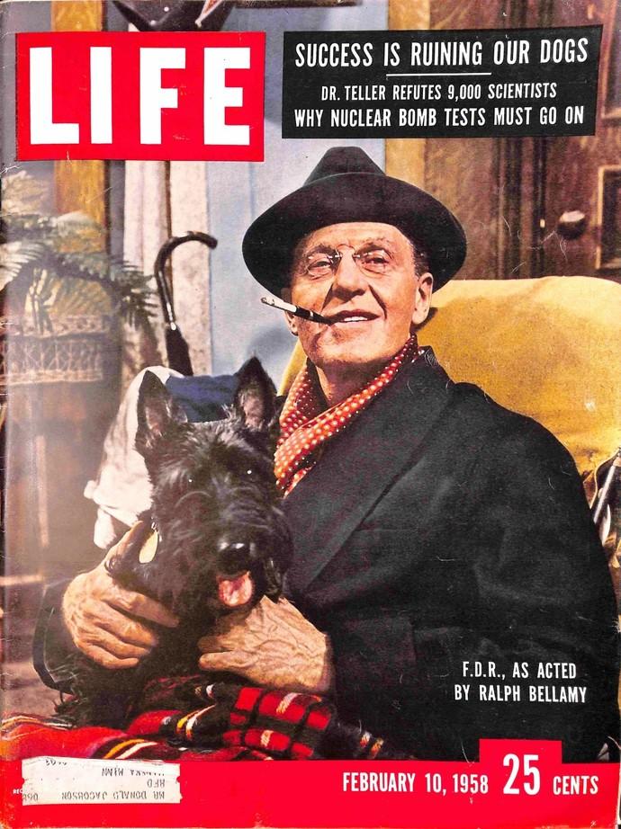 Life Magazine, February 10 1958