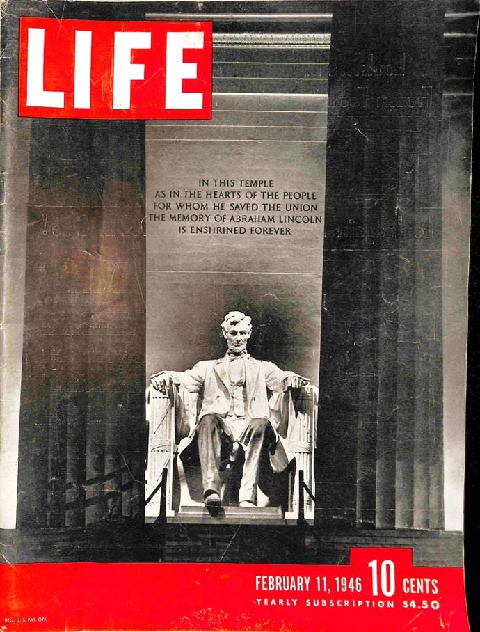 Life Magazine, February 11 1946