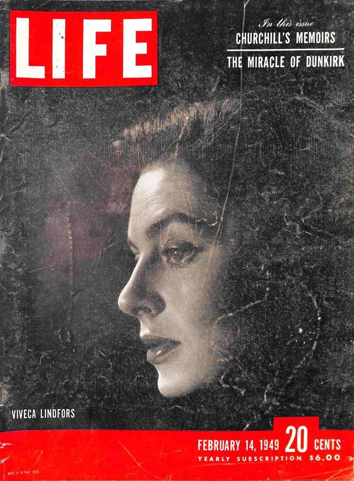 Life Magazine, February 14 1949