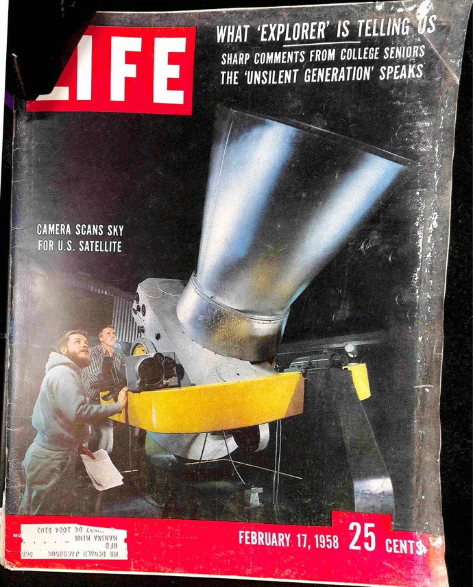 Life Magazine, February 17 1958