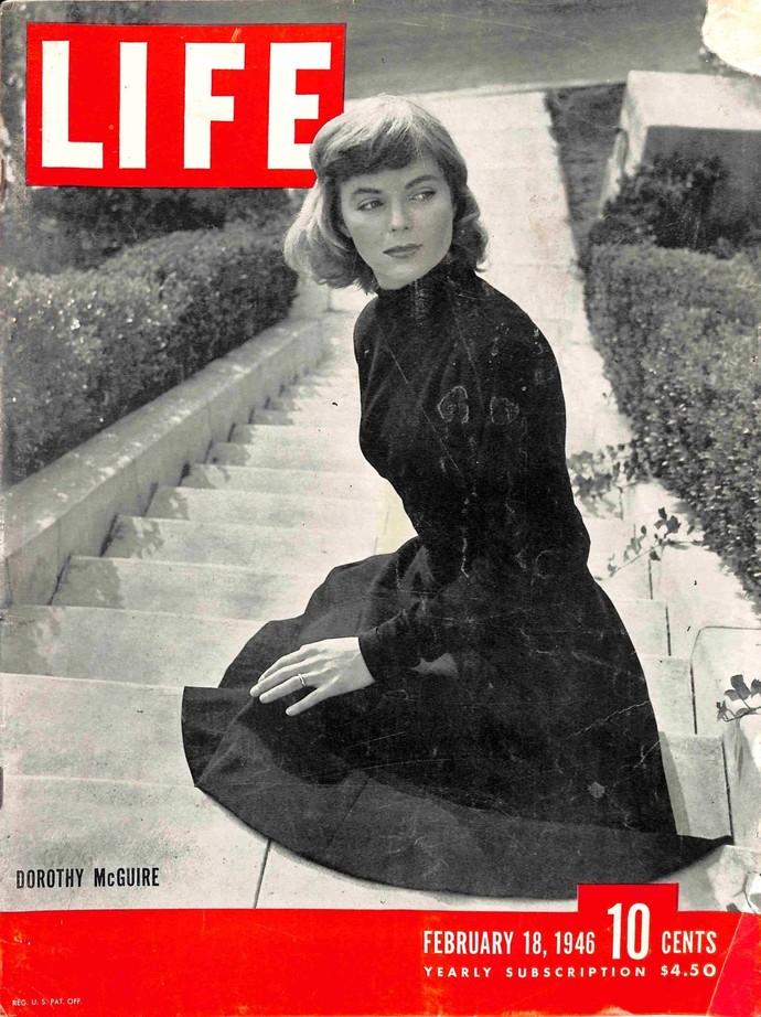 Life Magazine, February 18 1946