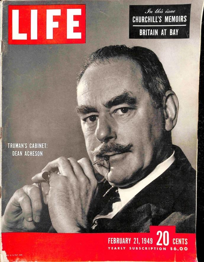 Life Magazine, February 21 1949