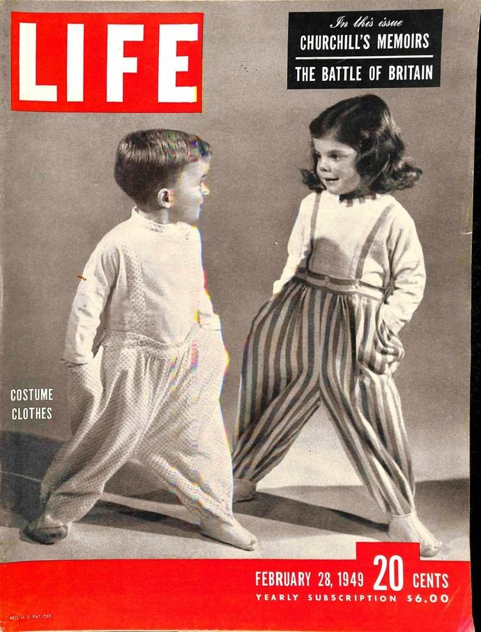 Life Magazine, February 28 1949