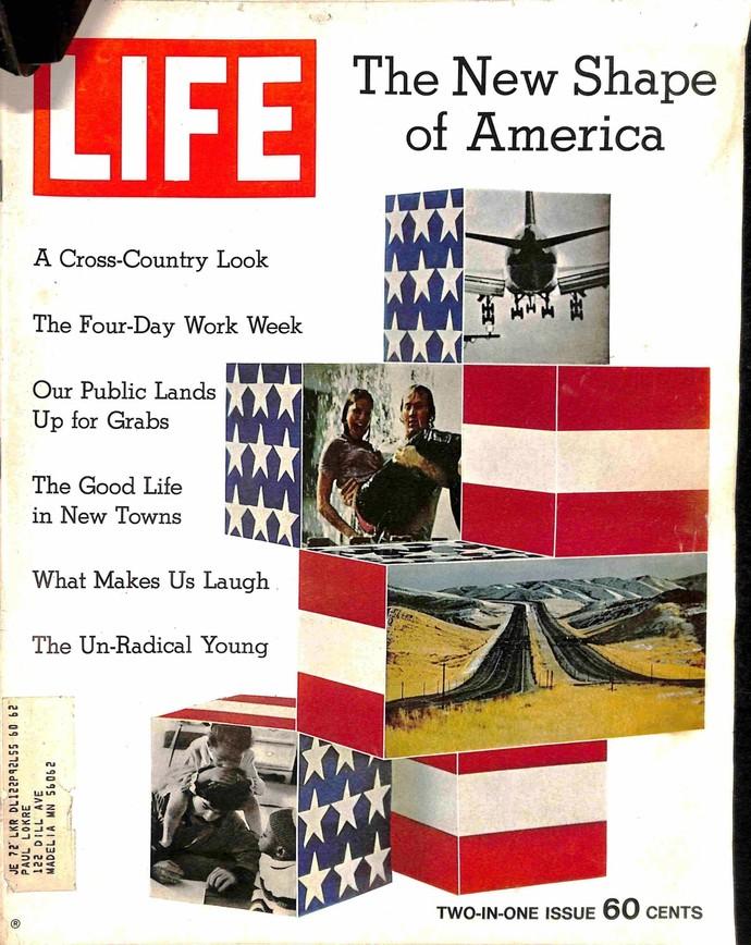 Life Magazine, January 8 1971