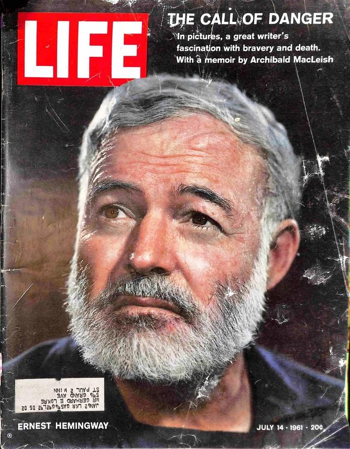 Life Magazine, July 14 1961