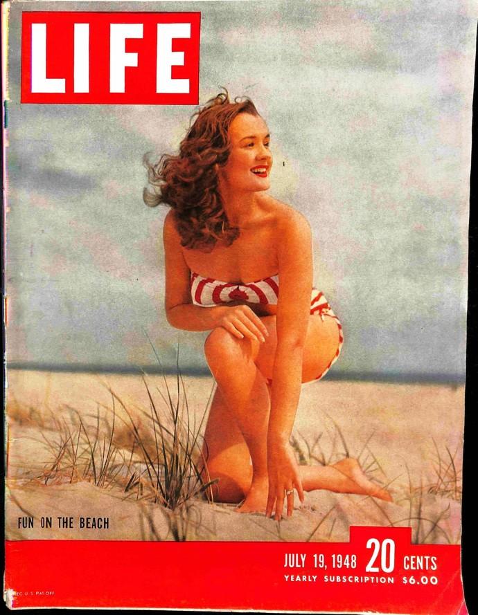 Life Magazine, July 19 1948