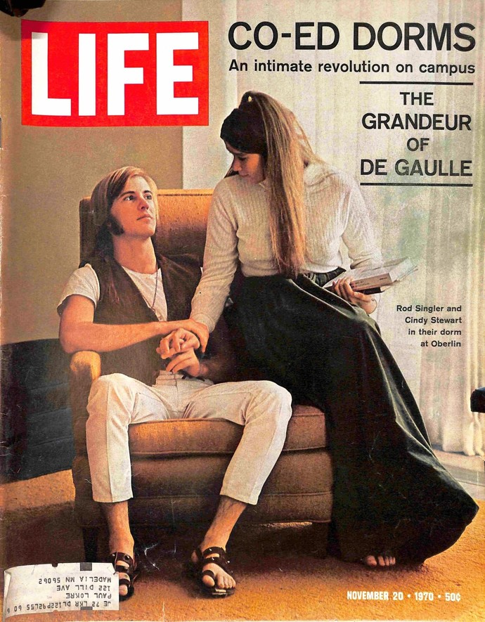 Life Magazine, November 20 1970