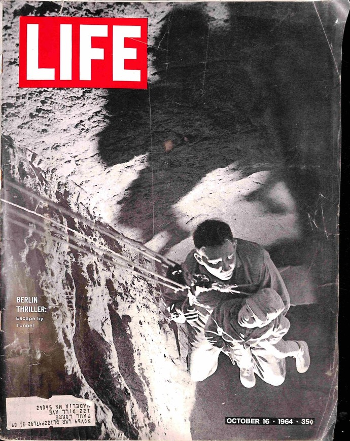 Life Magazine, October 16 1964