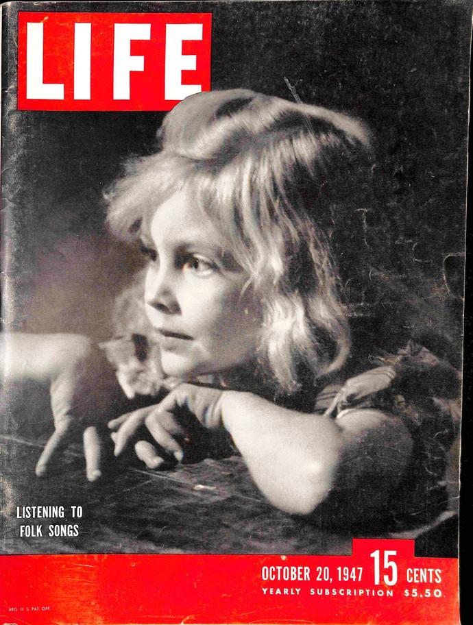 Life Magazine, October 20 1947