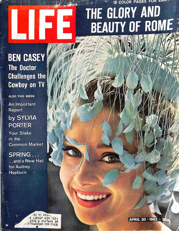 Life Magazine, October 20 1962