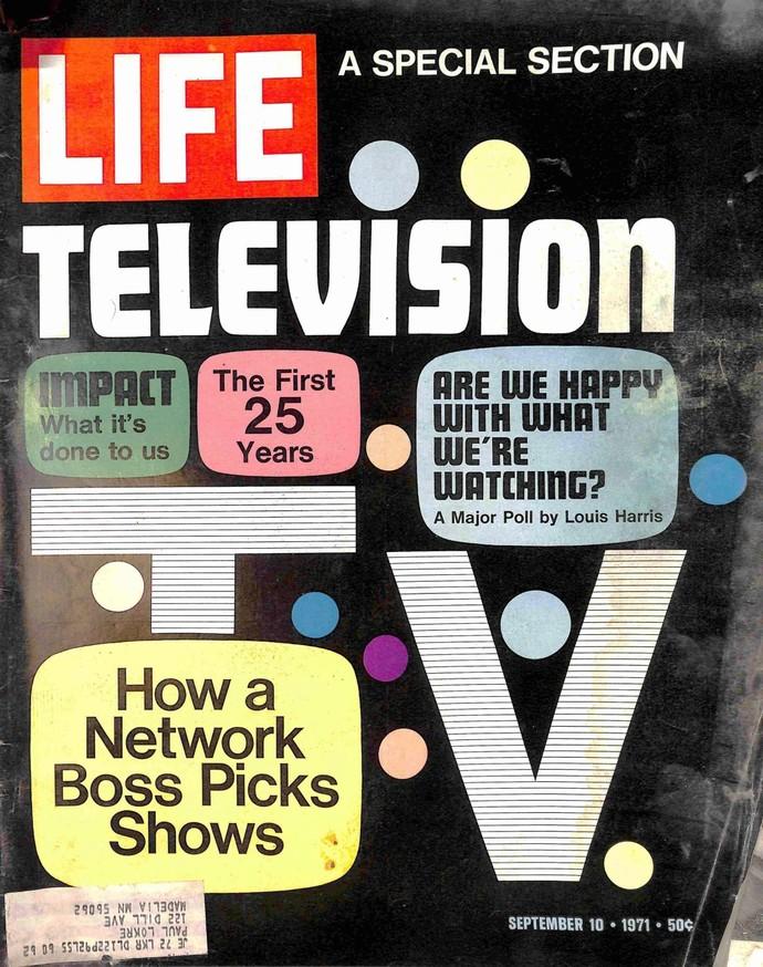 Life Magazine, September 10 1971