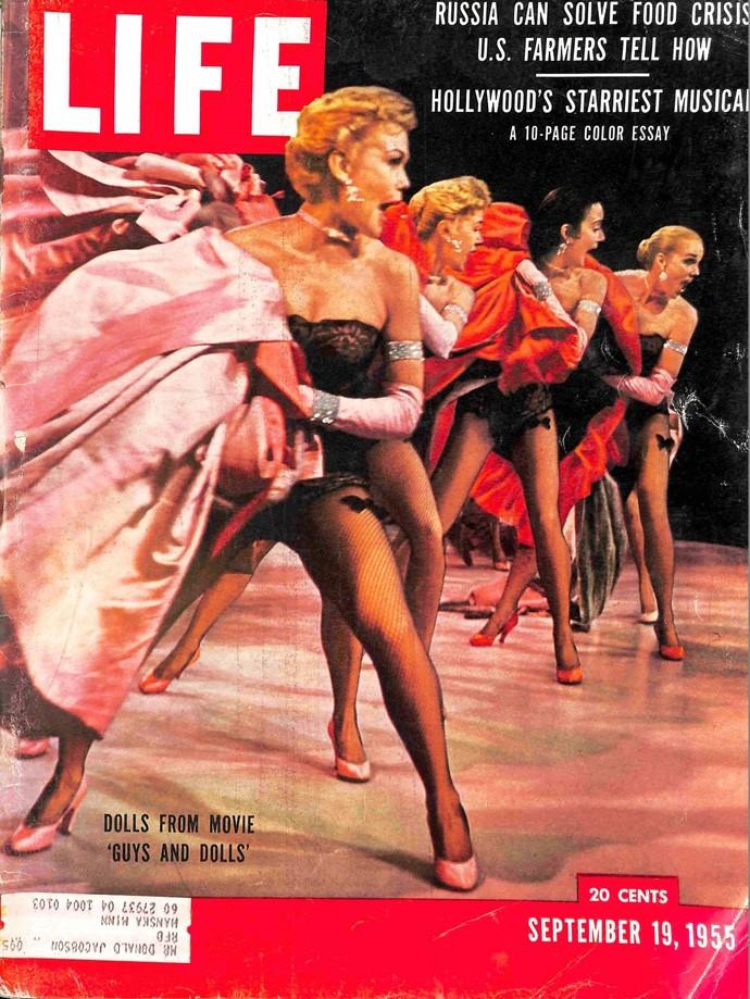 Life Magazine, September 19 1955