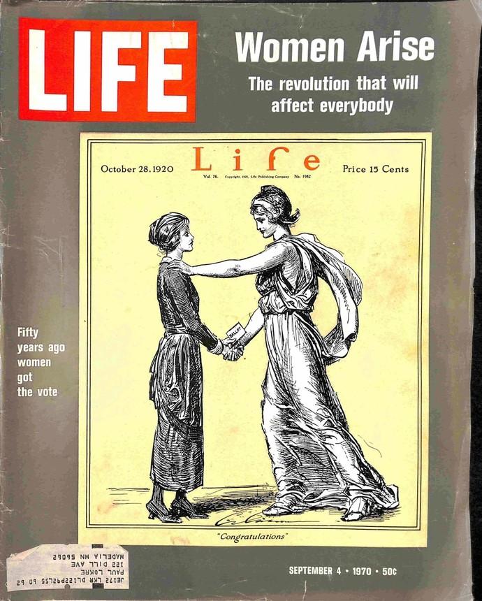 Life Magazine, September 4 1970