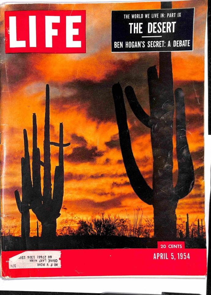 Life, April 5 1954
