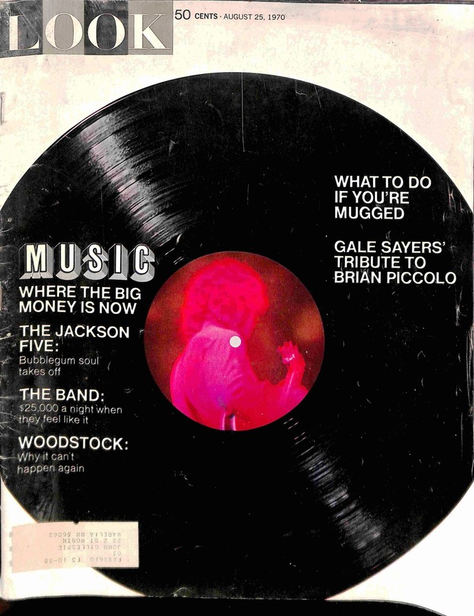 Look Magazine, August 25 1970
