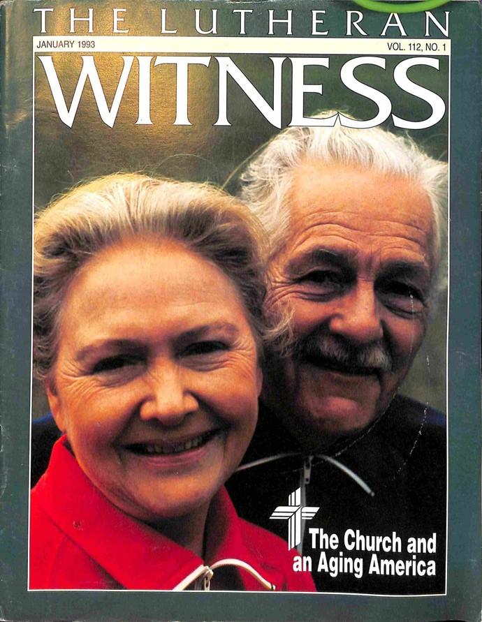 Lutheran Witness, January 1993