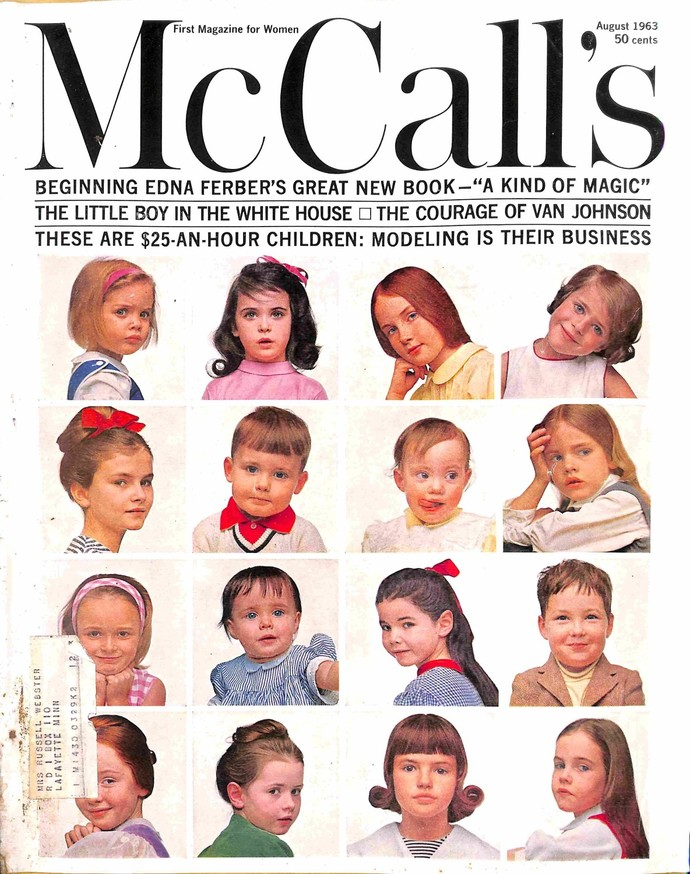 McCall's, August 1963