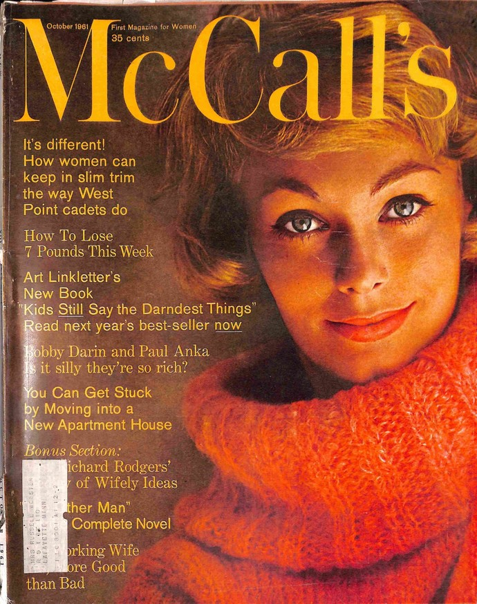 McCall's, October 1961