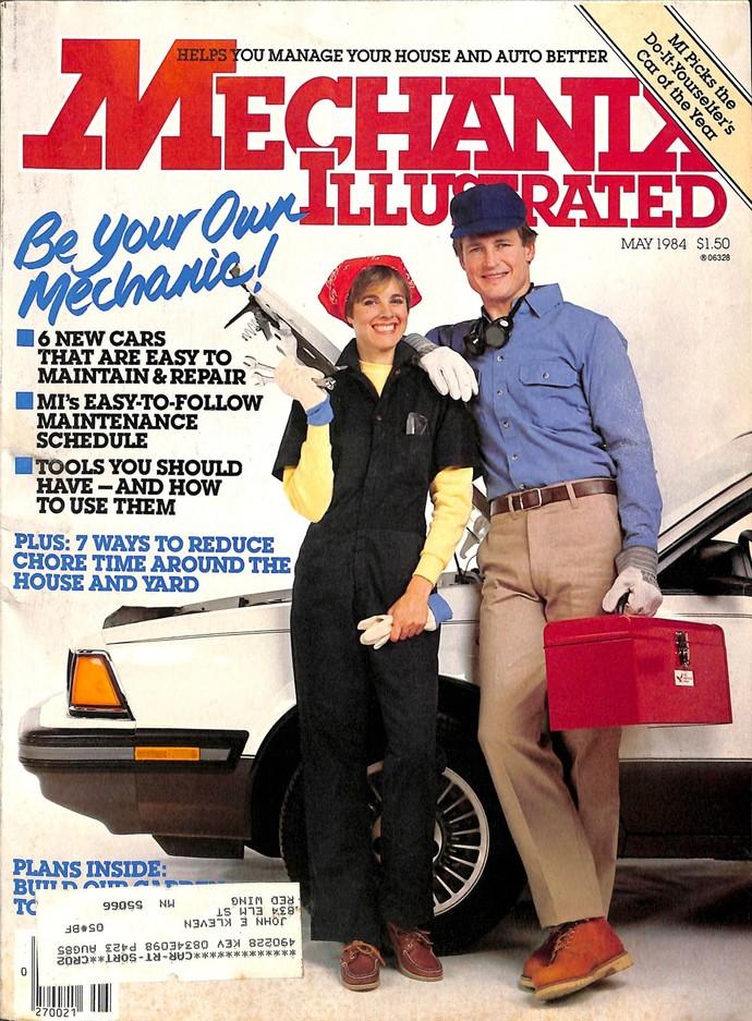 Mechanix Illustrated Magazine, May 1984
