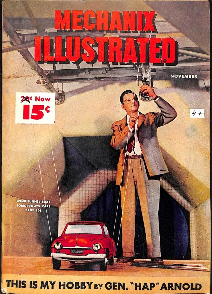 Mechanix Illustrated Magazine, November 1947