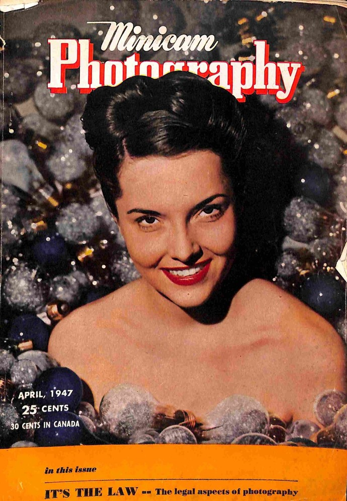 Minicam Photography Magazine, April 1947