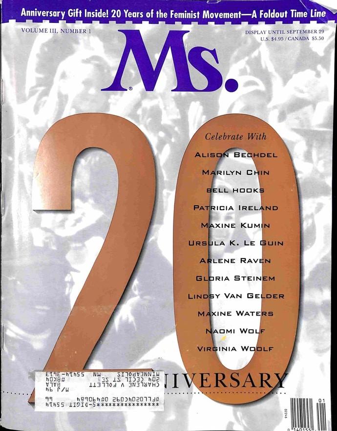 Ms. Magazine, January 1992