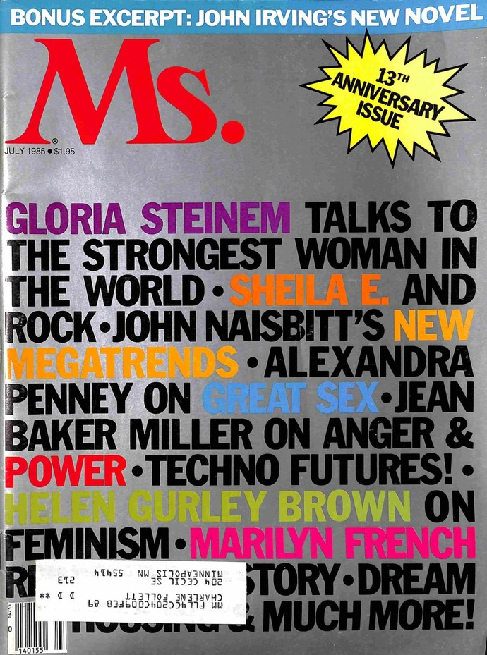 Ms. Magazine, July 1985
