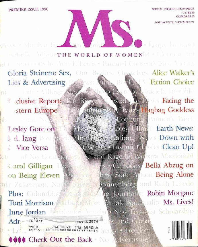 Ms. Magazine, July 1990