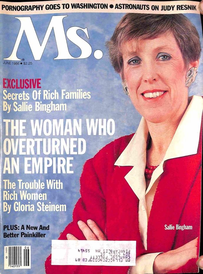 Ms. Magazine, June 1986