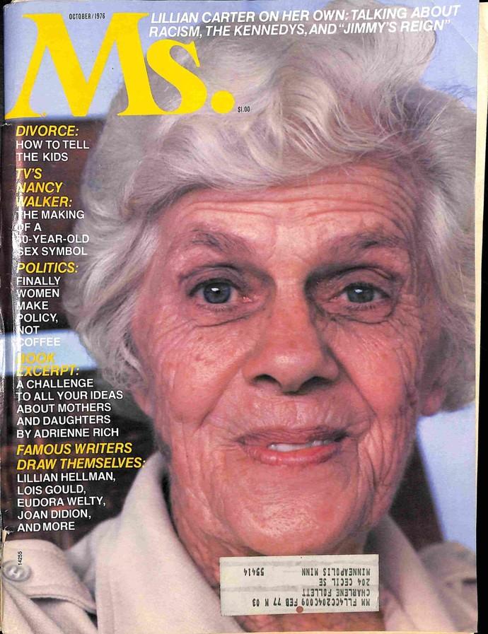 Ms. Magazine, October 1976