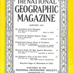 Featured item detail national geographic magazine january 1957 2015 07 31 12 20 37
