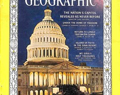 Item collection national geographic magazine january 1964 2015 08 03 15 10 48
