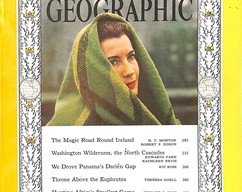 Item collection national geographic magazine march 1961 2014 03 23 09 39 28