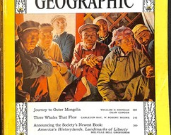 Item collection national geographic magazine march 1962 2014 03 23 10 19 21
