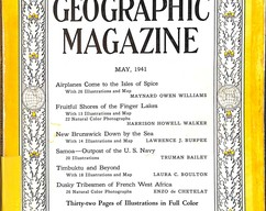Item collection national geographic magazine may 1941 2014 03 24 09 08 32