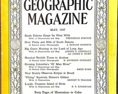 Item collection national geographic magazine may 1947 2014 03 24 09 48 55