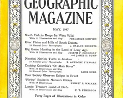 Item collection national geographic magazine may 1947 2015 07 29 16 32 02