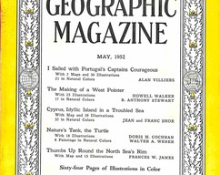 Item collection national geographic magazine may 1952 2015 07 31 12 14 35