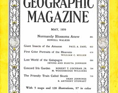 Item collection national geographic magazine may 1959 2015 07 29 16 18 57