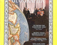Item collection national geographic magazine may 1964 2015 08 03 14 56 16